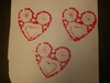 DOILY HEART STAMPS